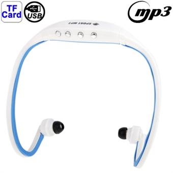 Hodetelefoner med innebygd MP3-spiller