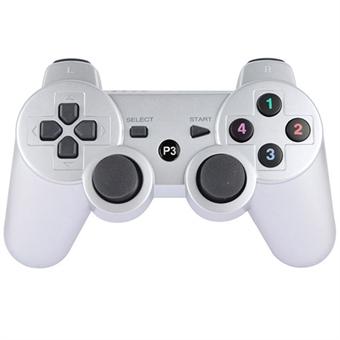 Langaton Gamepad PS3 Hopea