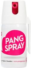 Pangspray självförsvarspray, färgad, rosa