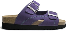 Scholl Damsandal Moldava Wedge AD Purple Mint