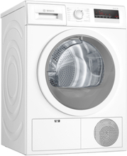 Bosch WTH85VI8SN Serie 4 Kondenstørretumbler - Hvid