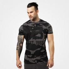 Better Bodies Washington Tee Dark Camo- T-skjorte
