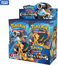 324 Cards Pokemon TCG: XY Evolutions Sealed Booster Box Trading Card Game Toys