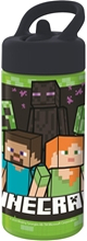 Minecraft Vannflaske 410 ml