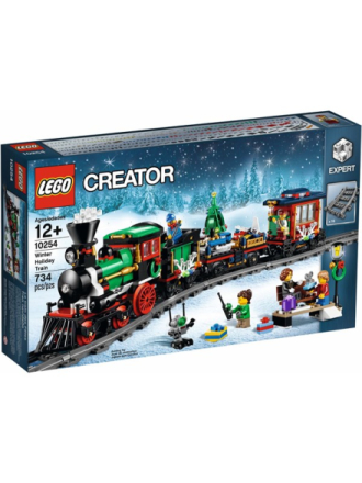 Creator Expert 10254 Christmas Train - Proshop