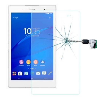 Temperoitu Monster Lasisuoja Sony Xperia Z3 Tablet Compact