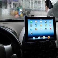 Autoteline ilmanvaihtoaukkoon iPad / Galaxy Tab malleille