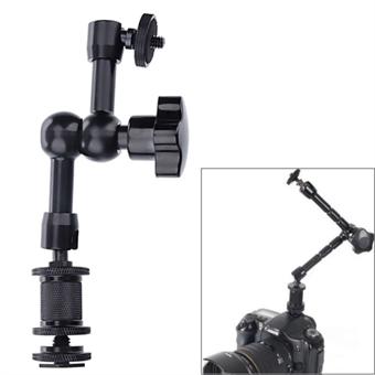 KameraJalusta Magic Arm lcd/salama