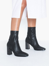 NLY Shoes Square Block Boot