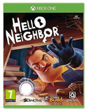 Hello Neighbor - Microsoft Xbox One - Przygodowy