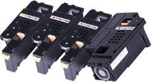 Lasertoner Epson C1700 / 1750 BK / C13S050614 - Sort Farve