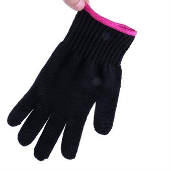 Lämmönkestävä käsine / Lämpökäsine kihartimelle