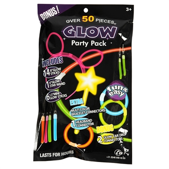 Glow Dark Party Pack
