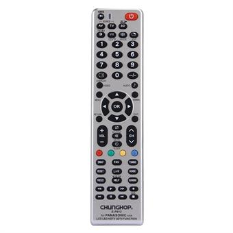Kaukosäädin Panasonic LED-Tv / LCD Tv - Universaali