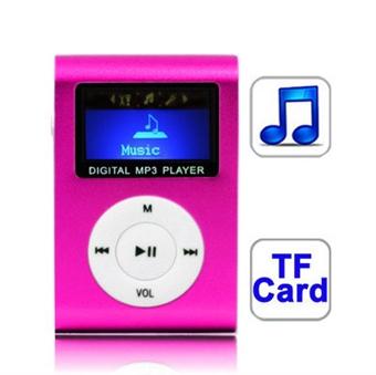 MP3-soitin Näytöllä