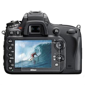 Skjermbeskyttelse herdet glass Nikon D500 / D600 / D610 / D7100 / D7200 / D750 / D800 / D810