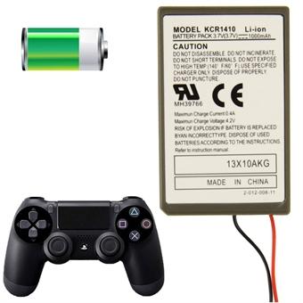 Akku PlayStation 4 DualShock 4 Gamepad / ohjain - 1st Gen