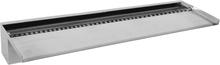 Ubbink Vattenfall med LED Niagara 90 cm rostfritt stål 1312126