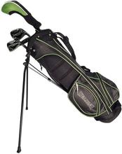 Spalding Elite Men Half Golf Set Graphite/Steel -Left