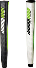 Jumbomax MJ White/Lime/Black Paddle Putter Golfgrep