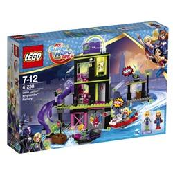 LEGO Super Heroes Lena Luthor™ Kryptomite fabrik 41238 - wupti.com