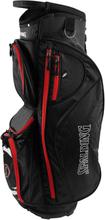 Spalding Elite Golf Cart Bag Black/Red