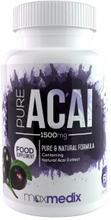 Pure Acai Capsules - Naturlig Kosttilskudd Med Bær Fra Amazonas