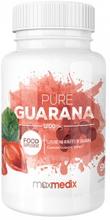 Pure Guarana Capsules - Energigivende Frukttilskudd Fra Amazonas - 1200mg i 90 kapsler
