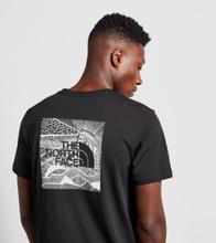 The North Face Redbox Celebration t-shirt, svart