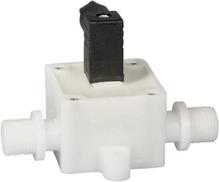B.I.O-TECH e.K. Gennemstrømningssensor POM DFM-POM-IND 0.5 Driftsspænding (område): 5 - 24 V/DC måleområde: 0.5 - 16.5 l/min 1 stk