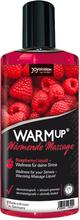 JOYdivision - Warm up! värmande massageolja med hallonsmak 150 ml.