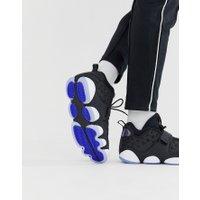 Nike - Jordan Black Cat - svarta sneakers - Svart