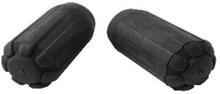 Black Diamond Trekking Pole Tip Protectors Utrustning Grå OneSize
