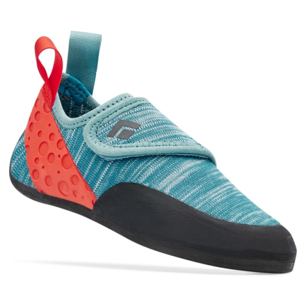 Black Diamond Kids Momentum Climbing Shoes Barn øvrige sko US 11/EU 28