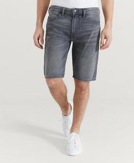 Diesel Jeansshorts Thoshort Short Pants Deni Svart