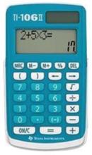 TI-106 II - pocket calculator