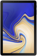 "Galaxy Tab S4 10.5"" 4G - Ebony Black"