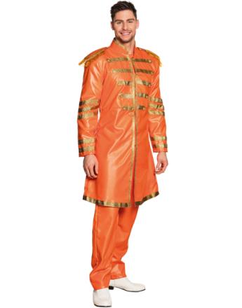 Orange The Beatles Inspirert Herrekostyme