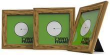 "Glorious 7"""" Vinyl Frame Set Rosewood"