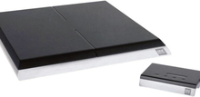 One For All SV 9395 Aktiv DVB-T/T2-antenn Inomhus Amplifiering: 51 dB Svart, Silver (borstad)