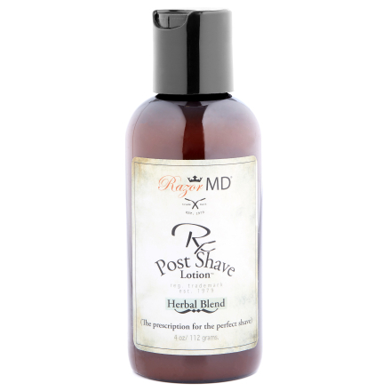 Herbal Blend Post Shave Lotion