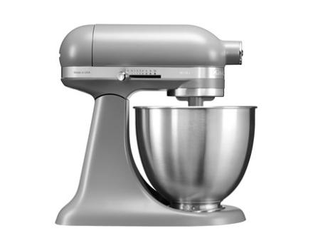KitchenAid Artisan Mini Køkkenmaskine 3,3 liter Mat Grå