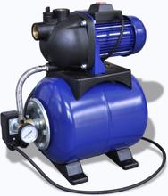 vidaXL Vattenpump elektrisk 1200W blå