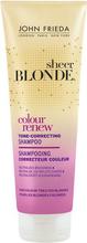 Sheer Blonde Color Renew Shampoo, 250 ml