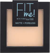 Maybelline Fit Me Matte & Poreless Powder Soft Ivory