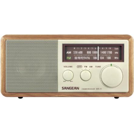 (99) Sangean WR11