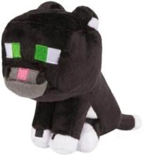 Minecraft 20 cm Tuxedo Cat Plush