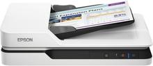 Scanner Epson WorkForce DS-1630 LED 300 dpi LAN Hvid
