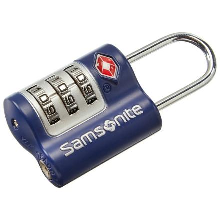Samsonite 3 Dial Combi Lock kuffertlås