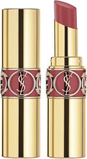 Yves Saint Laurent Rouge Volupté Shine 91 Læbestift Makeup Lilla Yves Saint Laurent